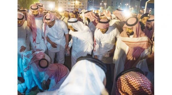 King Salman Leads Funeral Prayer for the Resting Soul of Prince Mishaal bin Abdulaziz
