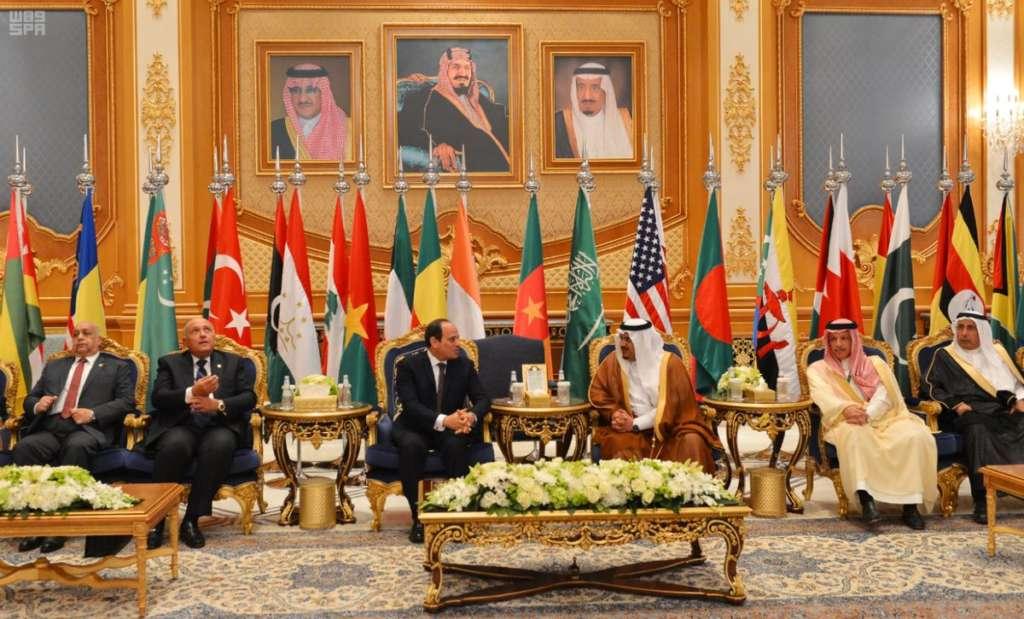 Leaders Begin Arriving in Riyadh for Arab-Islamic-US Summit