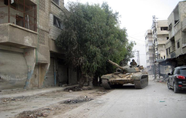 International Ground Troops Cutting off Regime Ambitions on Securing a 'Tehran-Damascus' Trail