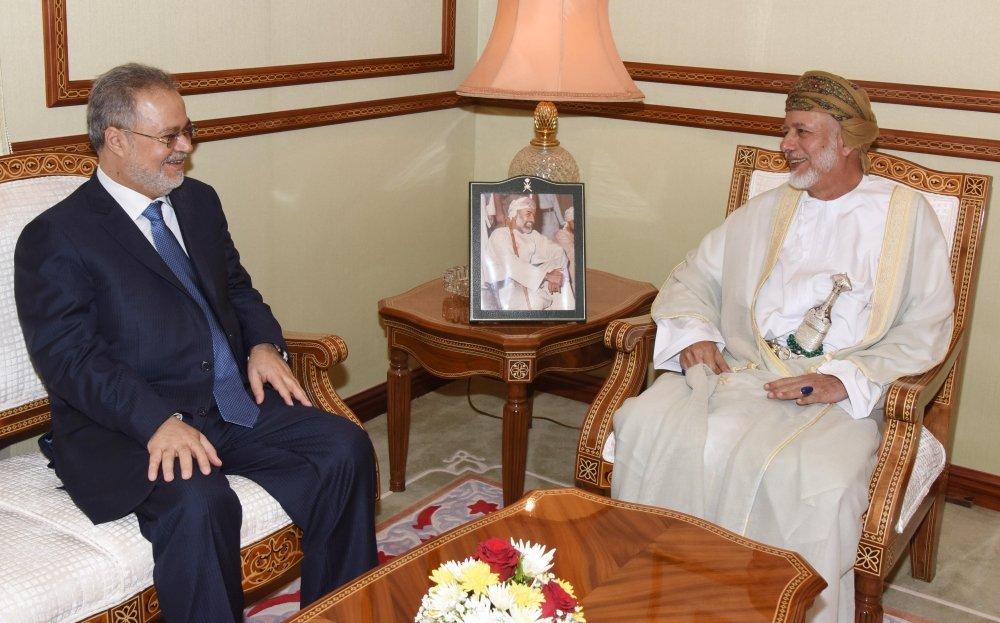 Mekhlafi, Ben Alawi Discuss Developments in Yemen