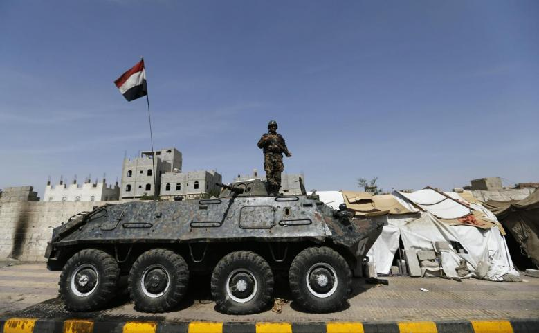 Yemeni Forces Arrest 13 Militia Leaders in Lahij