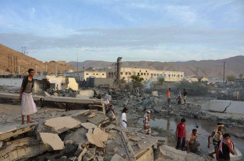 Pentagon: 'Political Vacuum Enabled Qaeda to Expand in Yemen'