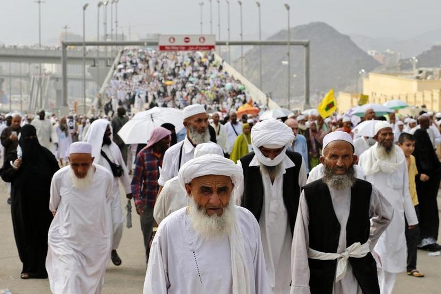 Umrah Pilgrims Increase Rate of Makkah Hotel Occupancy Last Days of Ramadan