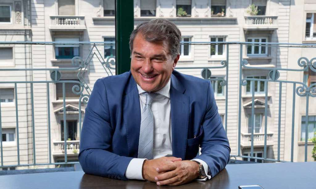 Joan Laporta: 'Barcelona Has Been Kidnapped. It's Hostage to Lies'