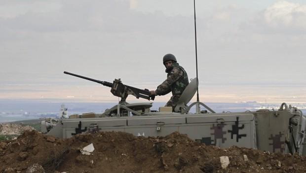 Jordan Army Shoots Dead 5 for Approaching Border near Syria