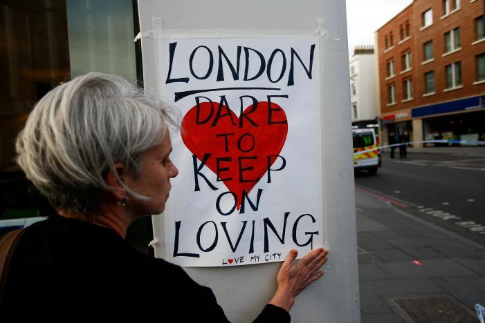 Irish-Moroccan Involved in London Attack