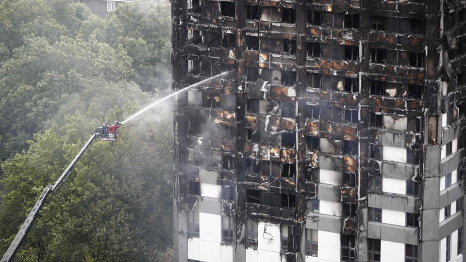 Syrian Refugee from Daraa Identified as First Victim in London Tower Fire