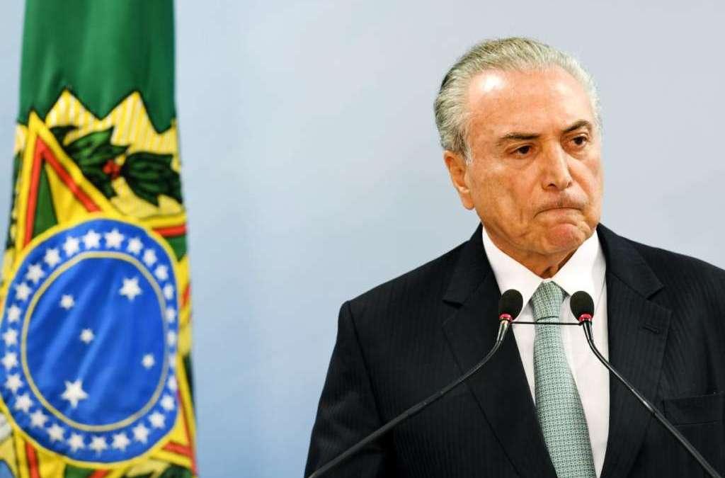 Brazil's Temer Denies Spying on Supreme Court Judge