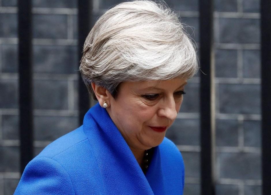 Britain's Poet Laureate Satirizes Theresa May