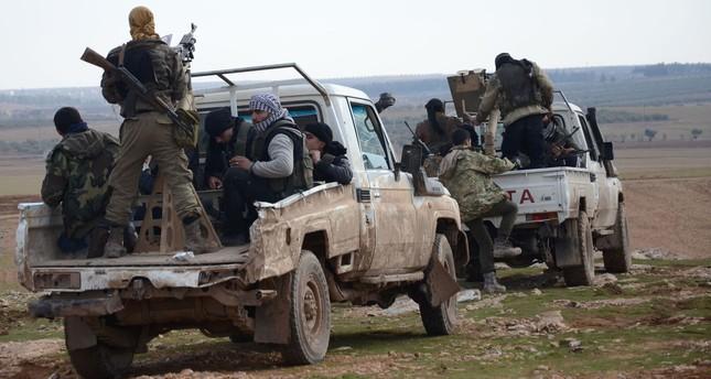 Ankara Intervenes to Halt FSA Infighting in Syria's al-Bab