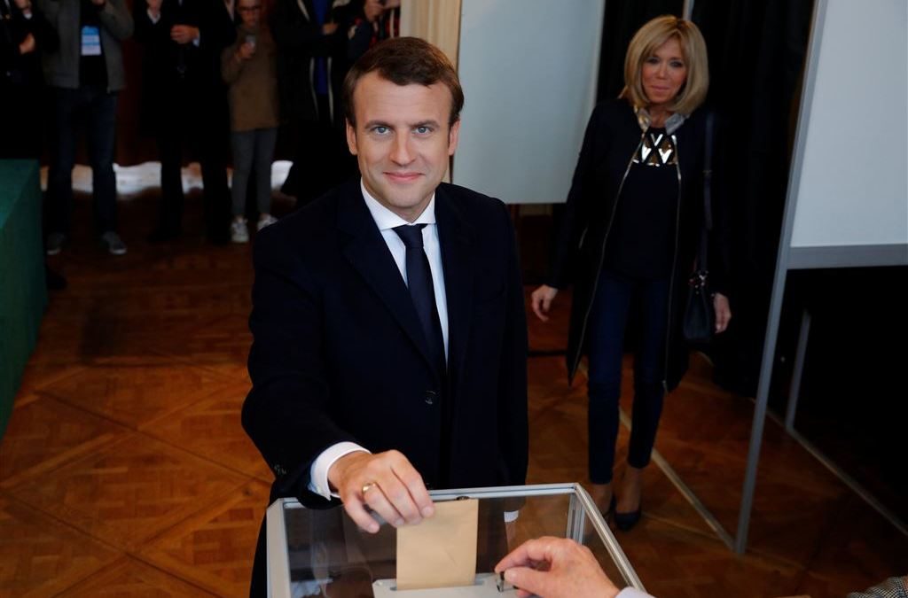 France Heads to Parliamentary Polls as Macron Eyes another Victory