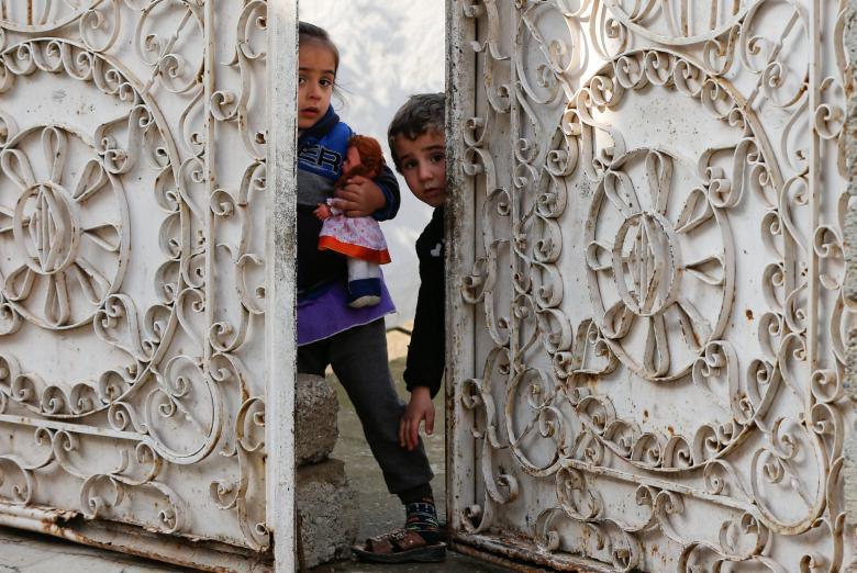UNICEF: 100,000 Iraqi Children in Extreme Danger in Western Mosul