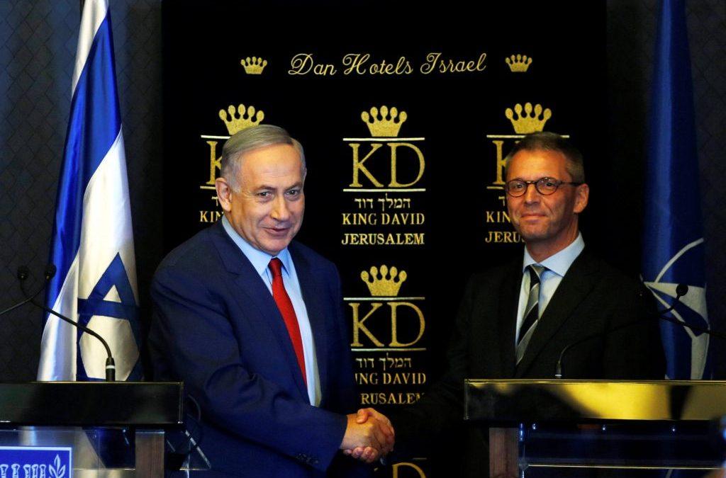 Denmark Halts Funding of Palestinian Groups after Israeli Pressure