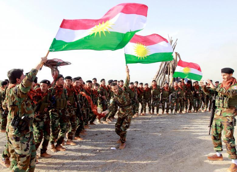 Iraq, Syria and the Kurdish Fingerprint