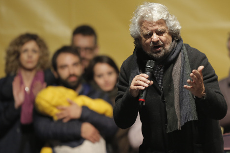 Mayor Elections in Italy Test Party Support ahead of Parliamentary Polls