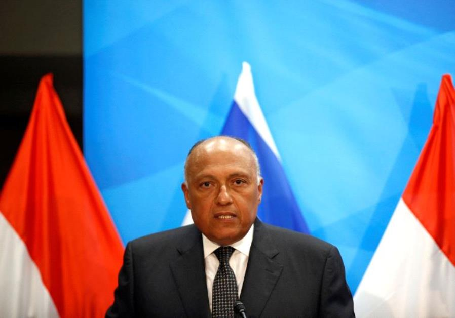Algerian, Egyptian, Tunisian Foreign Ministers Discuss Political Solution for Libyan Crisis