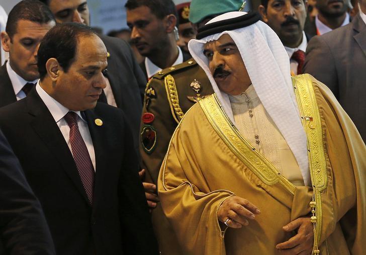 Egypt, Bahrain Say Qatar Isolated for Harming Arab Security