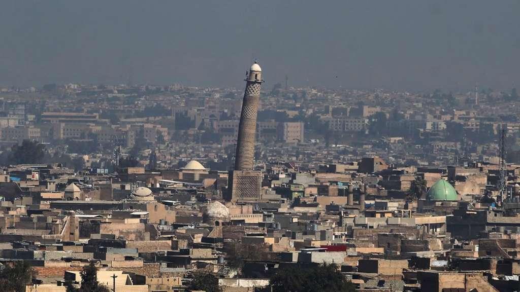 Al-Hadba Minaret Withstood 9 Centuries before Being Destroyed by ISIS