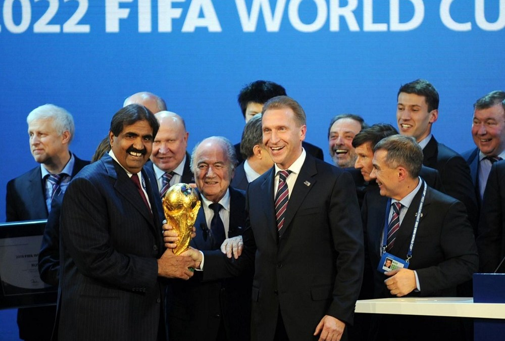 Garcia Report Questions Qatar's Efforts to Sway FIFA to Allow it to Host World Cup
