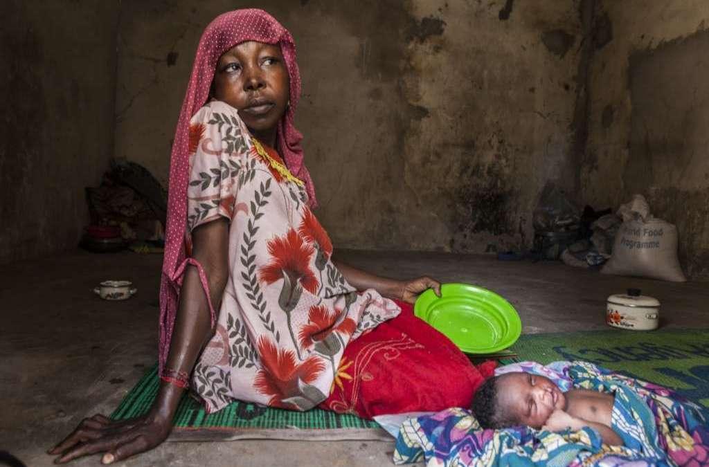 The Story of those Fleeing Boko Haram