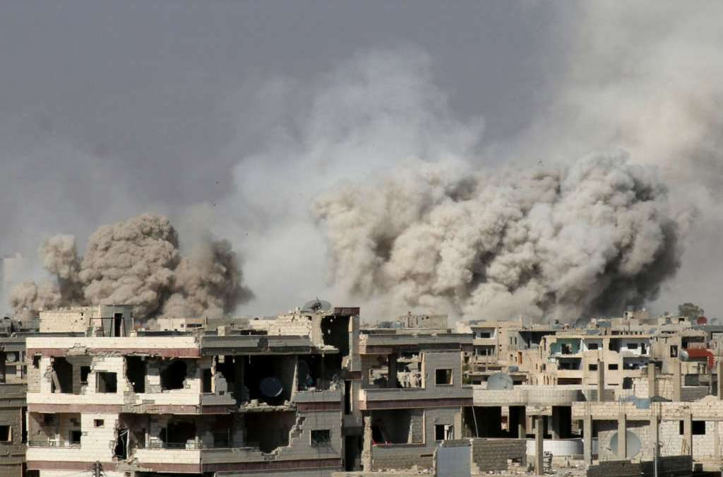 Assad Allies Threaten to Hit US Forces in Syria