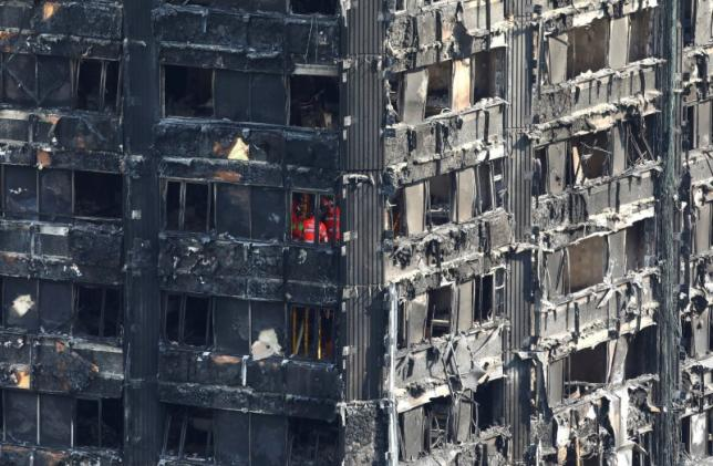 After London Fire, 600 Tower Blocks Thought to Have Similar 'Combustible' Cladding