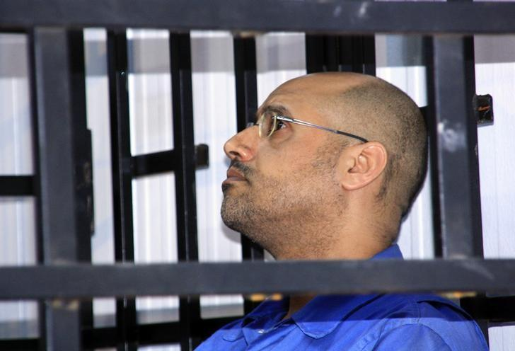 Gaddafi's Son Reportedly Released, ICC Demands His Arrest