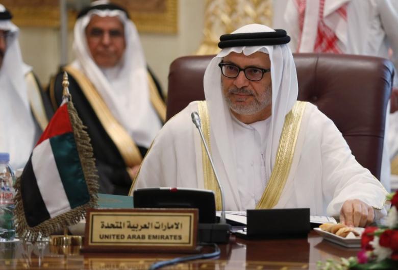UAE's Gargash Says Qatar's Isolation Could Last 'Years'