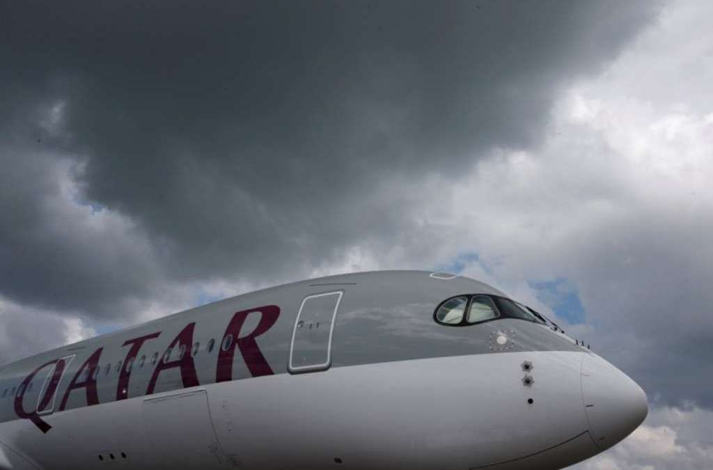 Three Maps Show How the Qatar Crisis Means Trouble for Qatar Airways
