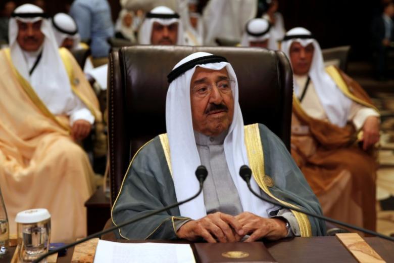 Kuwaiti Emir Expresses Solidarity with International Community to Fight Terrorism