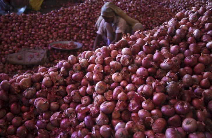 Red Onions Help Fight Cancer