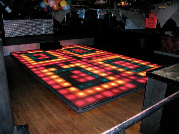 'Saturday Night Fever' Movie Dance Floor Up For Sale