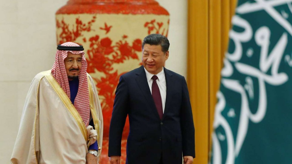 Beijing, Riyadh Setting Stage for Implementation Phase of Strategic Deals