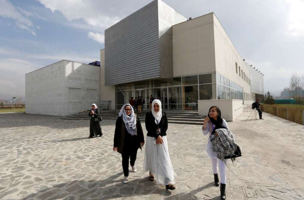 Kabul's American University Facing New Threats