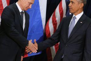Putin- Obama