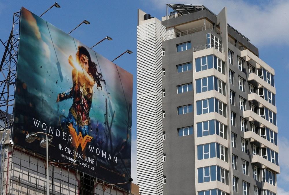 Lebanon Bans 'Wonder Woman' over Israeli Actress