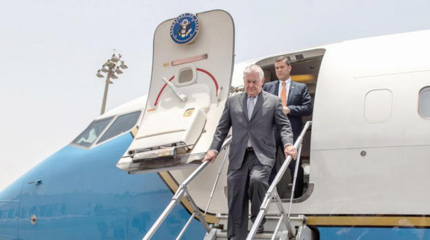 Tillerson Leaves Gulf without Breakthrough