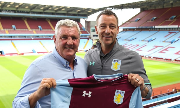 John Terry Out of His Comfort Zone, Ready for New Chapter at Aston Villa