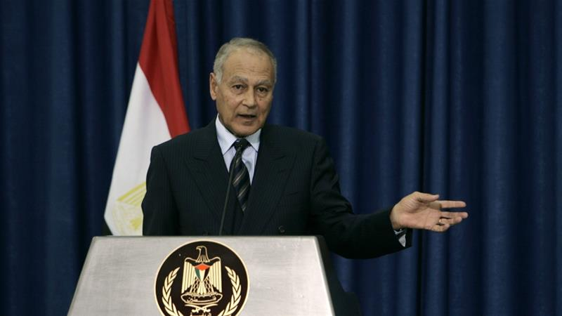 Abul Gheit: Yemen's 'Catastrophic Situation' Caused by Coup's Obstruction of Peace Efforts
