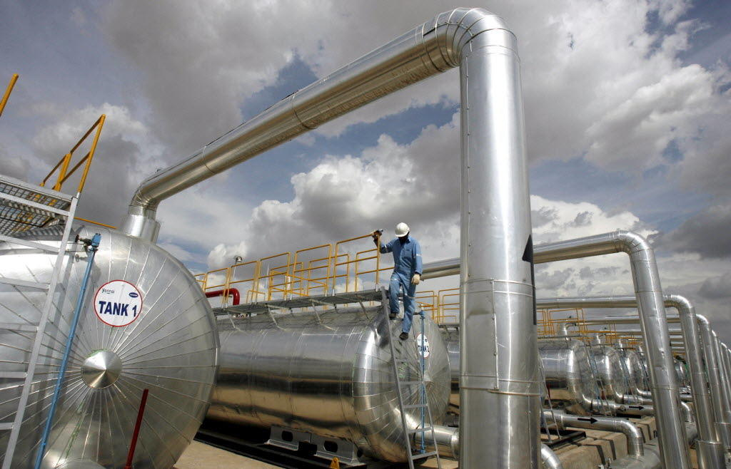 Gang Steals 50 Million Liters of Oil in India