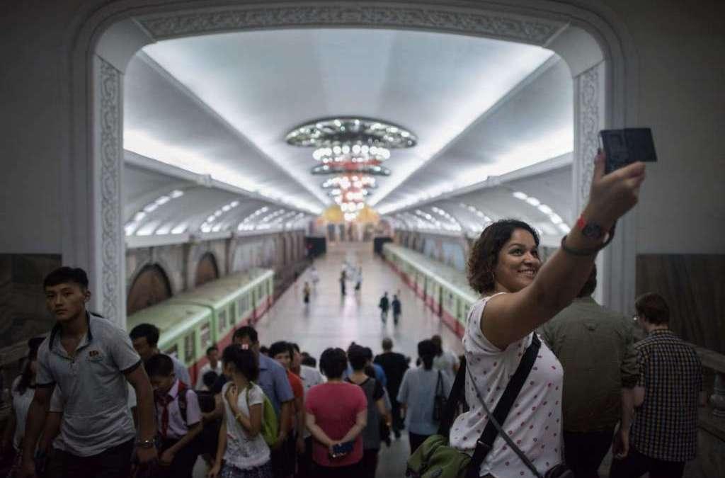 N. Korea Official Dismisses US Travel Ban