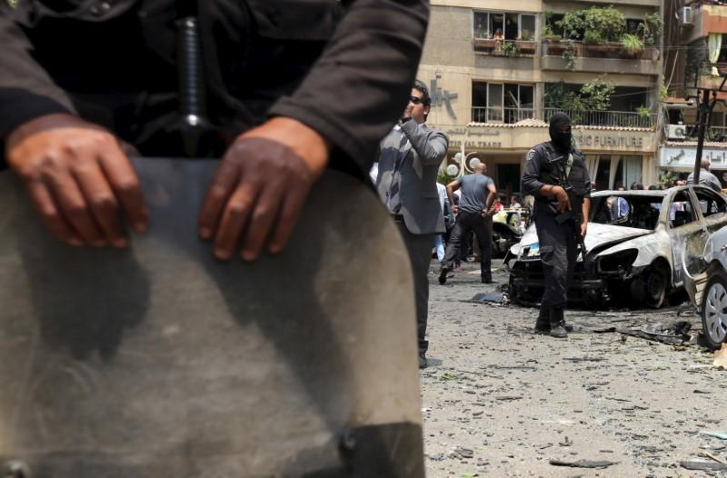 Egypt Sentences 28 to Death for Killing Top Prosecutor in 2015