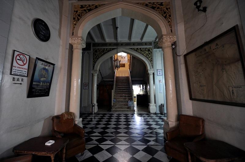 At Aleppo's Historic Baron Hotel, Nostalgia for a Syria Lost