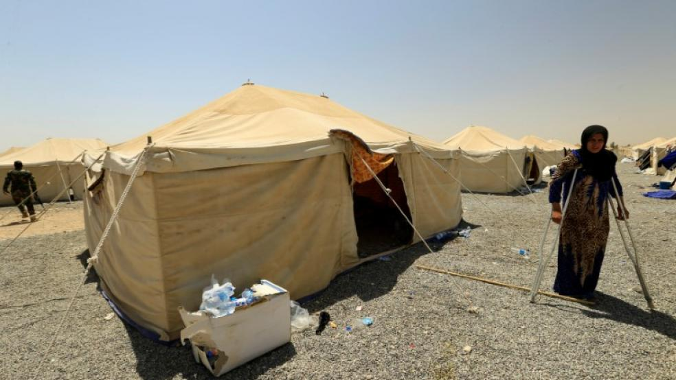 As ISIS Militants Routed in Iraq, their Families Fear Reprisals