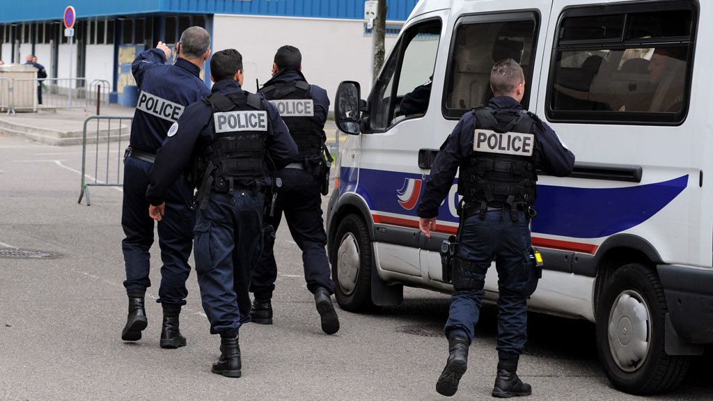 French Suspect in Court for Plotting Terror Attack