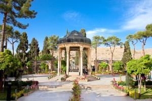 Tomb of Hafez, Iran