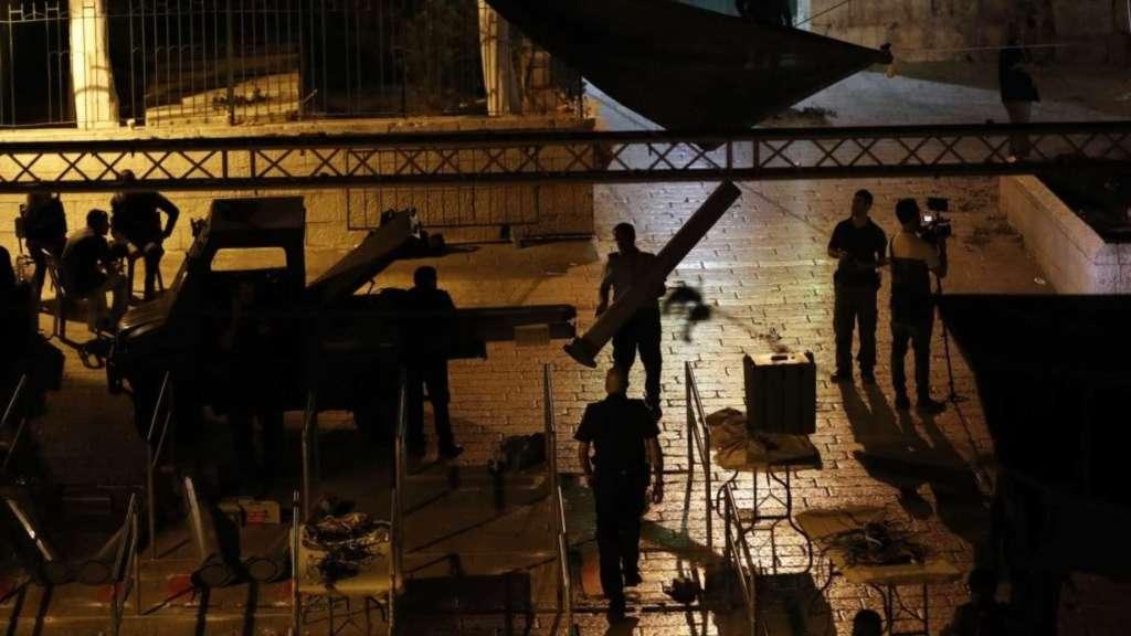 PA Calls for Popular Struggle Amid Continued Israeli Measures at Al-Aqsa