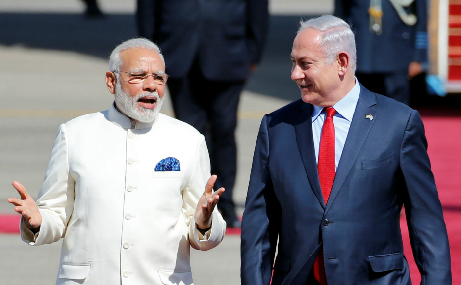 Israel, India Sign $2 Billion 'Iron Dome' Deal
