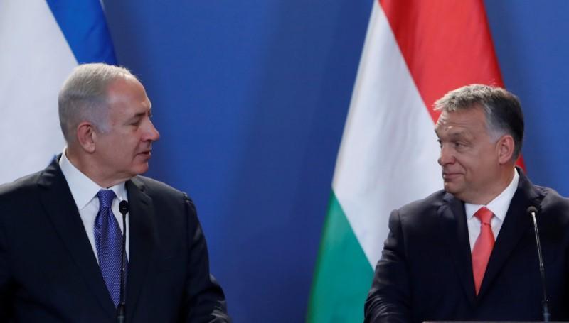Netanyahu Launches Unprecedented Attack Against EU