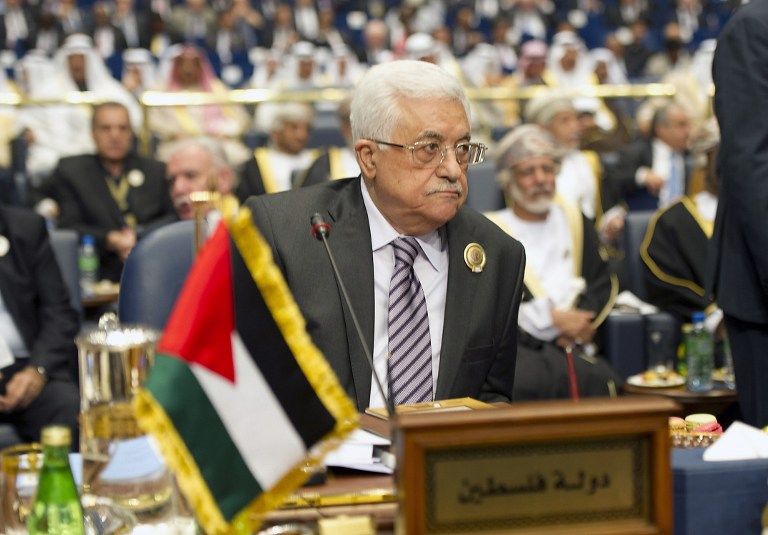 Abbas: We Back Trump's Initiative to Establish Palestinian State
